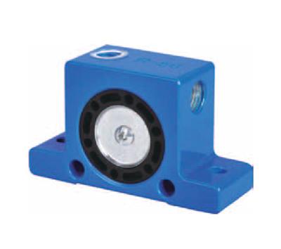 R系列气动滚轮式振动器